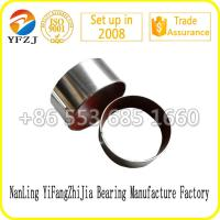 Quality Flanged Sleeve Bushing , Oil Impregnated Bronze Bushings,DU bushings for sale