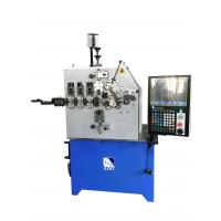 Max Wire Diamater 4.0mm Spring Coiling Machine With Three To Five Axes Manufactures