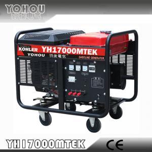 KOHLER Gasoline Generator 10KW 12KW 15KW 18KW Manufactures