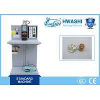 Capacitor Discharge Table Double Spot Welding Machine for Battery Tab Manufactures