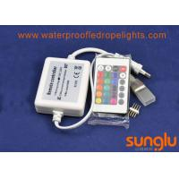 China 24 Keys LED Rope Light Controller RGB IR Remote Controller For RGB Strip on sale