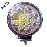 Hanka Epistar Led Car Driving Lights , 36W IP67 Round Truck Driving Light Manufactures