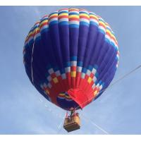 Quality Colorful Polymorphic Hot Air Balloon for to Go Sightseeing Flying Competition for sale