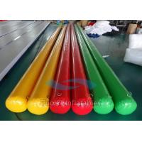 Colorful Inflatable Buoy / Bar Marker Buoy for Water Entertainment Manufactures