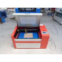45w Co2 Laser Cutting Engraving Machine For Art Work Industry , Laser Cut Acrylic Jewelry Manufactures