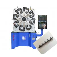 High Performance CNC Torsion Spring Machine , Automatic Wire Forming Machine Manufactures