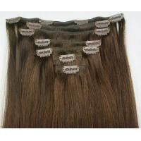 100% REMY hair extension, micro ring loop hair extension 8-34 length Manufactures