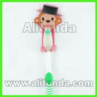 Buy cheap Custom and supply pvc cartoon animal figure character cute magnetic bend hook from wholesalers