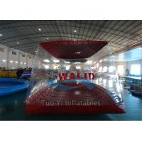 Quality Flame Retardant Waterproof Inflatable Bubble Tent For Car Body Cover 2 Years for sale