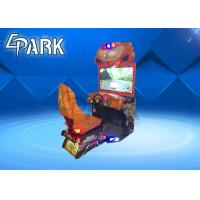 Electronic Speed And Passion Car Racing Arcade Machine For 1 Player Manufactures