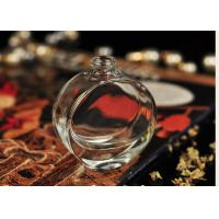 Clear Glass Perfume Bottles Manufactures