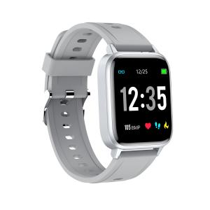 Narrow Border Glass Mirror 180mAh IP68 Waterproof Smart Watch Manufactures