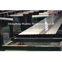 High Speed Pneumatic Auto Stacker For Corrugated Roofing Sheet Collection Manufactures