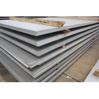 China 430 Stainless Steel Sheet / Magnetic Hot Rolled Steel Plate For Chemical Industry on sale