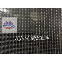 Powder Coating Security Stainless Steel Wire Mesh / Window Wire Mesh Manufactures