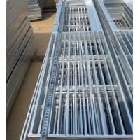 Steel grate drainage grating cover galvanized traffice trench grates Manufactures