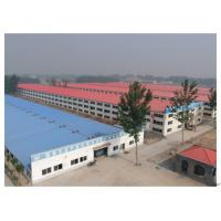 Quality Self - Tapping Screw Poultry Farm Structure Colored Steel Sheet for sale