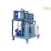 Vacuum Oil Water Separator and Oil Dehydration Purification System Series TYA-D Manufactures