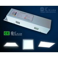 Aluminum alloy 595 x 595mm 40W square Emergency LED Panel Light IP44 100lm / w Manufactures
