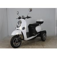 Buy cheap ABS Shell Electric Mobility Scooter 500W Motor 8-12 Hours Charging Weight 104kg from wholesalers
