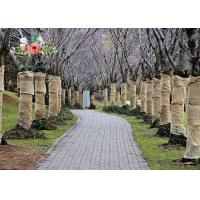 Heavy Duty Burlap Tree Wrap Brown Landscape supply type Gardening tree protector Manufactures