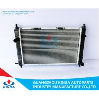Daewoo Radiator Matiz'98 MT PA16mm Auto Radiator Car Radiator with Tank