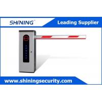 Hall Sensors Control Parking Lot Barrier Gate With Automatic Shutdown Functions Manufactures