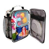 Buy cheap Owl Oxford Insulated Tote Lunch Bag With Shoulder Strap from wholesalers