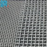 Pre-Crimped Wire Mesh Screen Manufactures