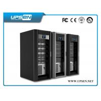 Commercial 3 Phase Modular UPS Power Supply 10KVA - 200KVA With Power Modules for Capacity Extension Manufactures