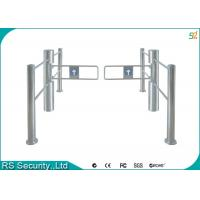 Security Entry Supermarket Swing Gate, Automatic Swing Barrier Turnstiles Manufactures