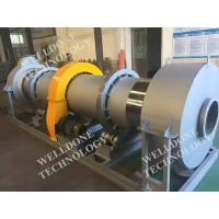 Fertilizers SUS304 Material Rotary Kiln Dryer With Various Dust Treatment Manufactures