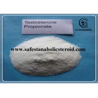 Buy cheap Cutting Cycle Testosterone Propionate CAS 57-85-2 Test Prop Body Building Anti Estrogen Steroid Hormone from wholesalers