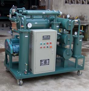 ZJA Mini Used Oil Cleaning Machine,Transformer Oil Processing Decolorization quipment Manufactures