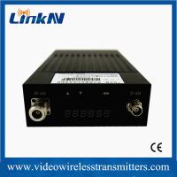 China Long Range Wireless Audio Video Transmitter And Receiver System With H.264 on sale