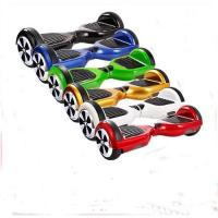 2 wheel 6.5 inch self balancing stand up electric hoverboard electric smart  scooter Manufactures