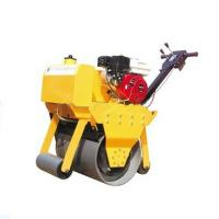 FYL-600 Single vibratory road roller with gasoline engine Manufactures