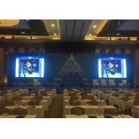 China SMD 3 In 1 P3.9 HD Stage Led Video Wall On RentConference Events Show Application on sale