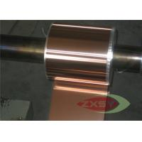 China Casting Oxygen Free High Conductivity Copper Foil , Copper Metal Sheets on sale