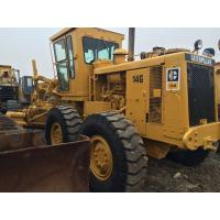 Quality Cat 14g  Used Motor Grader 25.9 Ft Turning Radius 18440 Kg Operation Weight for sale
