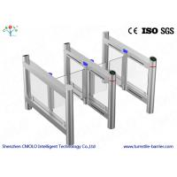 China Residential Security Speed Gate Turnstile Entry Systems , DC 24V on sale