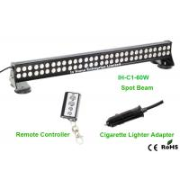 5700lm Led Work Lamps Spot Off Road Led Light Bars Remote Control Manufactures