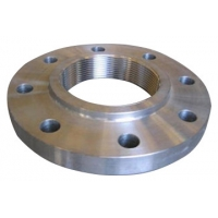 Temperature Fluctuation Special Threaded Stainless Steel Flanges Manufactures