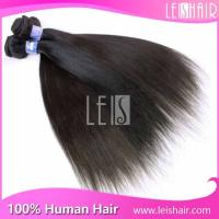 7a 100% natural Malaysian hair wefts straight Manufactures
