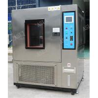 Quality Solar Panel Touch Screen Xenon Lamp Aging Resistance Testing Chamber for sale
