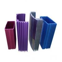 Anodized 6063 Industrial Extruded Aluminium Profiles Electrical Cover Manufactures