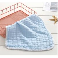 Quality Soft Absorbent Infant Baby Accessories Newborns Muslin Burp Cloths Safe for sale