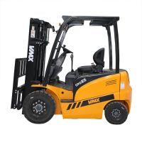 Electric 2.5T Battery Forklift Truck AC Motor For Driving / DC Motor For Lifting Manufactures