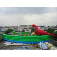 Quality Commercial Inflatable Water Parks for sale