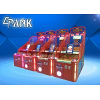Crazy Indoor Arcade Basketball Game Machine For Children / adult Manufactures